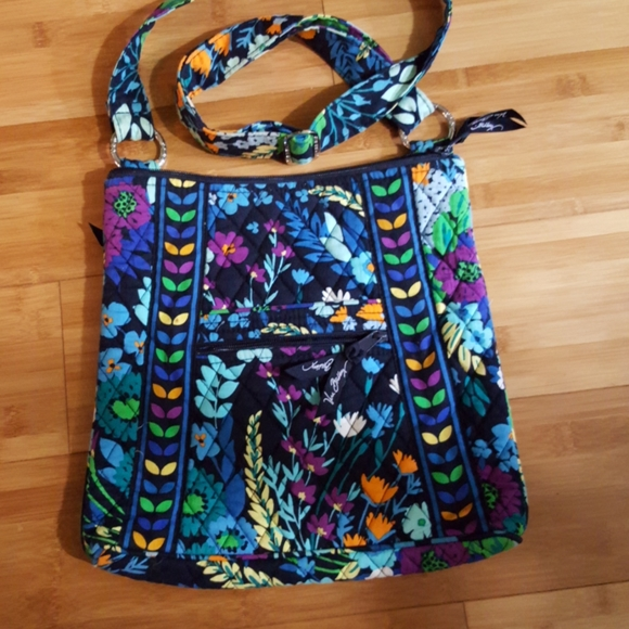 Vera Bradley Midnight Blues hipster